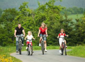 Rodina na kolech