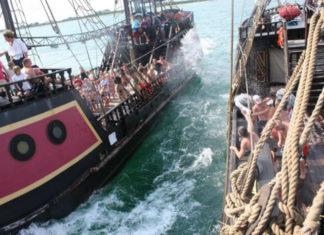 Pirátské lodi Jolly Roger