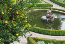 Zahrady zámku Trauttmansdorff