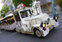 Vláček Lignano Express