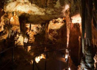 Krápníková jeskyně Baredine