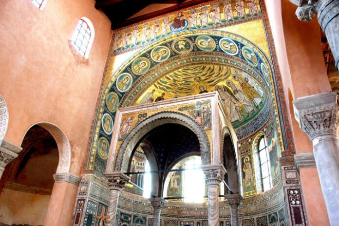 Eufraziova basilika v Poreči