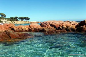 Pláž Palombaggia