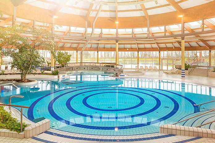 Aquapark AHOI! RÜGEN v Sellinu na Rujáně