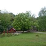 Nationalpark-Zentrum Königsstuhl v parku Jasmund