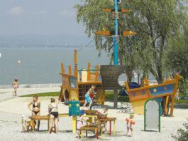 Pláž Seebad Illmitz
