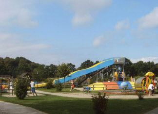 Rügen park v Gingstu na Rujáně