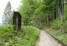 Olympijská bobová dráha u jezera Riessersee
