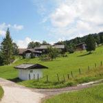 Wamberg - nejvýše položená vesnice Německa