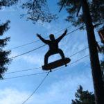 Lanový park Garmisch-Partenkirchen