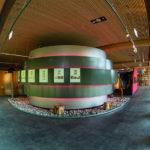 Naturerbe Zentrum Rügen - expozice v informačním centru