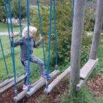 Freizeitpark Aufenfeld - lanové hřiště