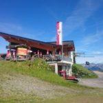 Spieljochbahn - restaurace
