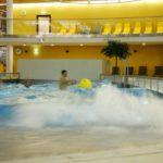 Erlebnistherme Zillertal - bazén s vlnobitím