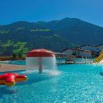Erlebnistherme Zillertal - dětský bazén