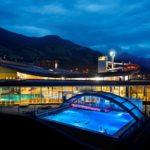 Erlebnistherme Zillertal - bazén se slanou vodou