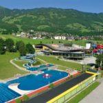 Erlebnistherme Zillertal - venkovní bazény