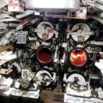 Ponorka HMS Otus v Sassnitz (U-Boot Museum)