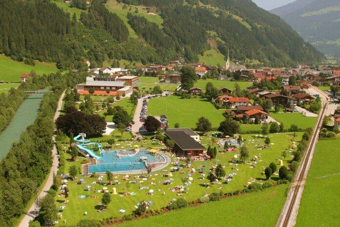 Freizeitpark Zell v Zell Am Ziller