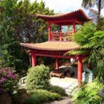 Jardim tropical Monte Palace - orientální část zahrady