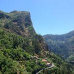 Údolí jeptišek (Curral das Freiras)