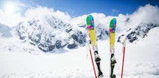 Předvánoční lyžování