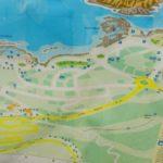 Porto Moniz - plánek města