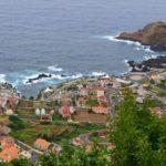 Porto Moniz - pohled z výšky