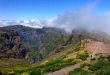 Pico do Arieira - vyhlídka