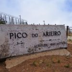 Pico do Arieira - vrchol
