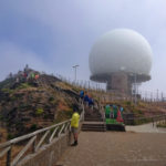 Pico do Arieira - radar