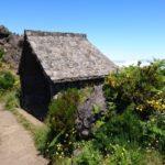 Cesta na Pico Ruivo - přístřešek