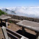 Cesta na Pico Ruivo - posezení