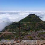 Vrchol Pico Ruivo