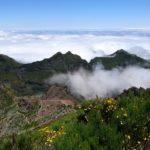 Pico Ruivo - výhled