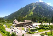 WasserWelten Krimml - návštěvnické centrum