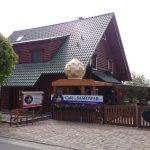 Café Samowar v Polchow