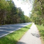 Cyklostezka z Glowe do Juliusruth