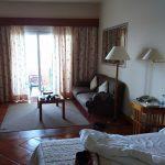 Pokoj v hotelu Albatroz Beach & Yacht Club