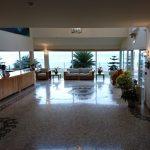 Recepce hotelu Albatroz Beach & Yacht Club