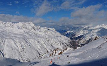 Skiareál Obergurgl-Hochgurgl