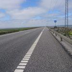 Ostrov Rømø na kole