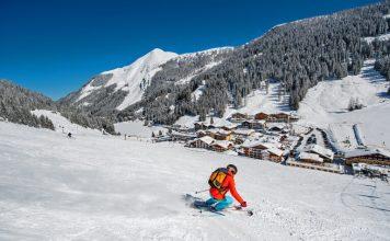 Skiareál Zauchensee/Flachauwinkl