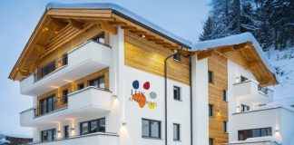 Lux Appartements, Ischgl